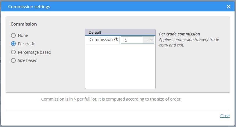 SQ Commissions config