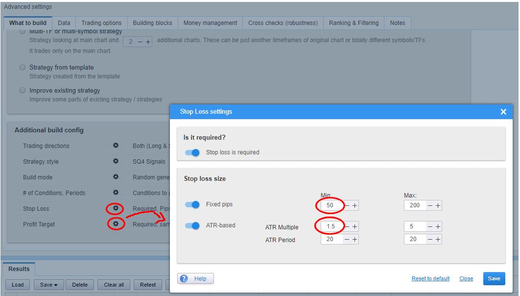 Automatic filter: Too many trades closing at the same bar